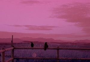 多和平 夕景 04'7