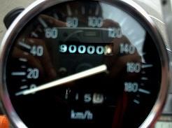 ついに90000kmです!