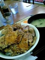 豚福 豚丼