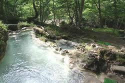 岩尾別温泉 3段の湯