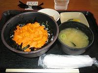 柿崎商店 ウニ丼