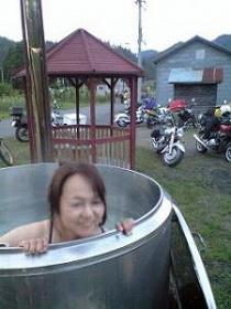 五右衛門風呂(アトリエ3モア)