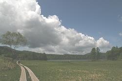 瀬沼と大江湿原