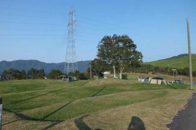 きじひき高原 キャンプ場