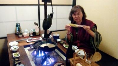 ぬかびら温泉 山湖荘 料理